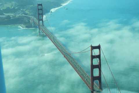 Elite Sightseeing Flight Over San Francisco