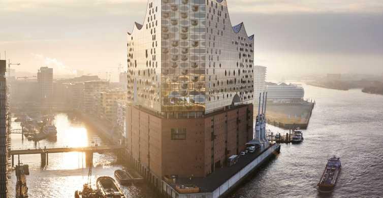Elbphilharmonie: Tour, Kaffee & Snack (ohne Konzertsäle)