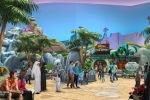 Abu Dhabi: Warner Brothers World Ticket and Transfer