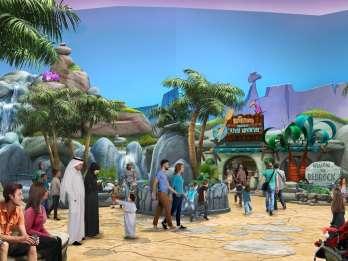 Abu Dhabi: Warner Brothers World Tickets & Transfer