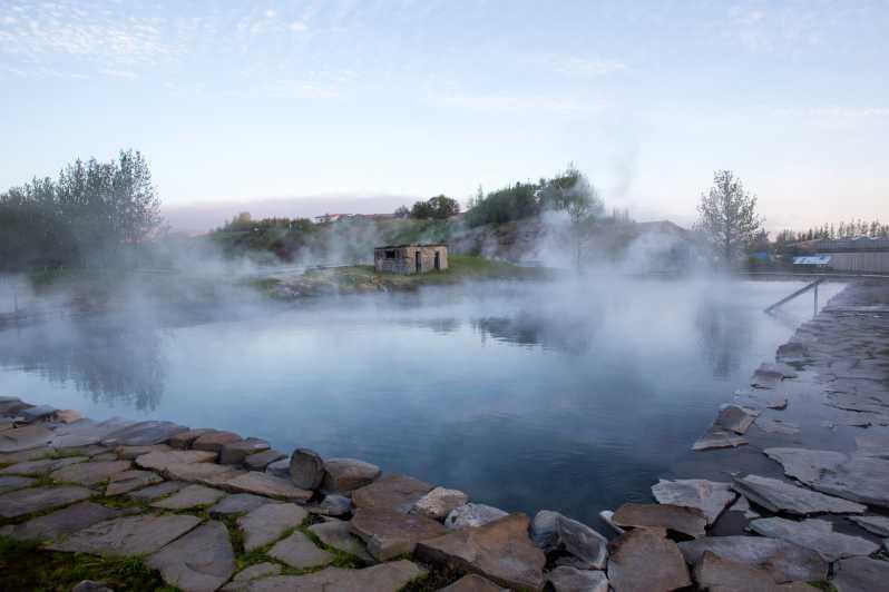 Secret Lagoon - Islanda