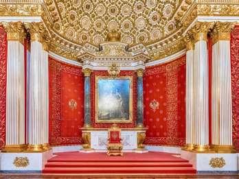 St. Petersburg: 3-stündige, private Eremitage-Tour