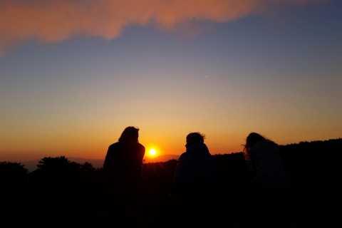 Da Catania: tour del Monte Etna al tramonto