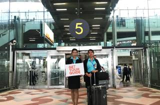 Flughafen Bangkok-Suvarnabhumi: Bevorzugter VIP-Service