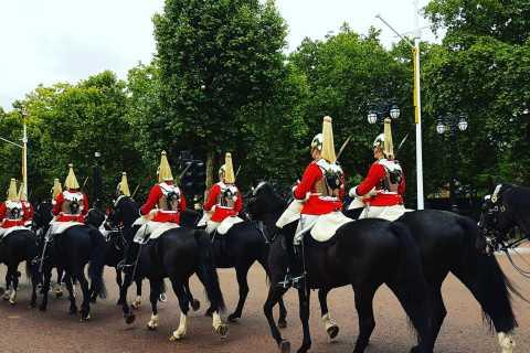 London: Paläste und Parlament Rundgang