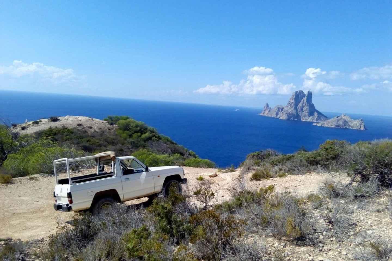 Ibiza: Jeep-Safari & Inselerkundung