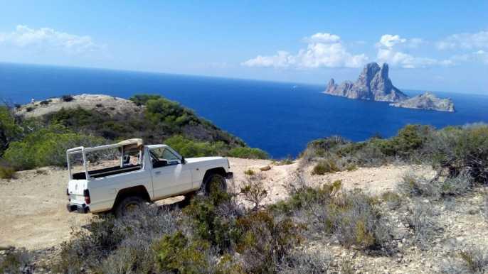Ibiza: safari en jeep y exploración por la isla