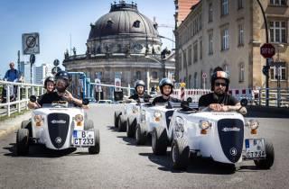 Berlin: Sightseeing-Tour im Mini-Hot Rod