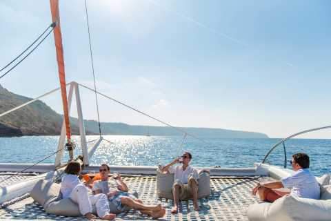 Bay of Palma: Catamaran Excursion including Lunch