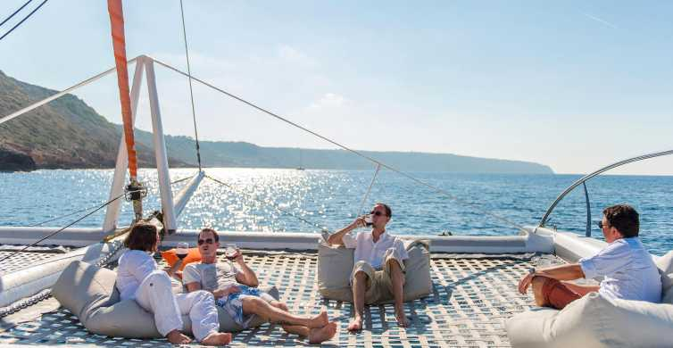 Bay of Palma: Catamaran Excursion including Lunch and Drinks
