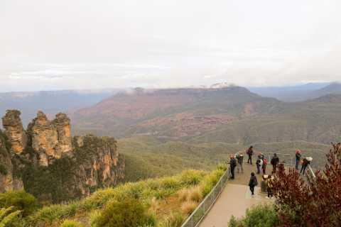 Blue Mountains Tour, Scenic World, Leura Village & Cruise