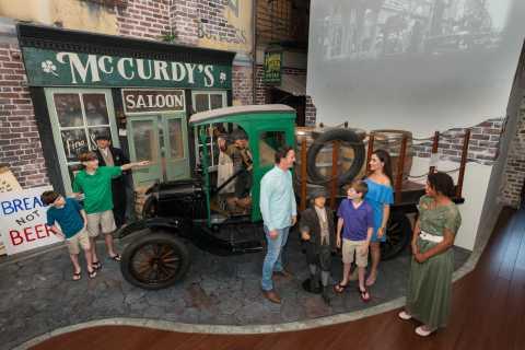 Savannah: American Prohibition Museum Ticket