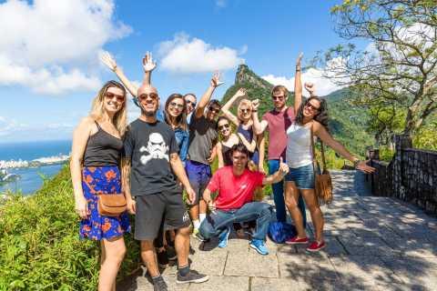 Rio de Janeiro: Christ & Sugarloaf Afternoon Sunset Tour