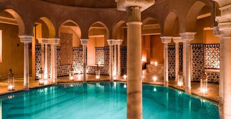 Hammam in Malaga: Bath and Relaxing Massage