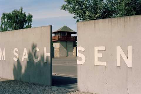 Monumento commemorativo di Sachsenhausen: tour a piedi