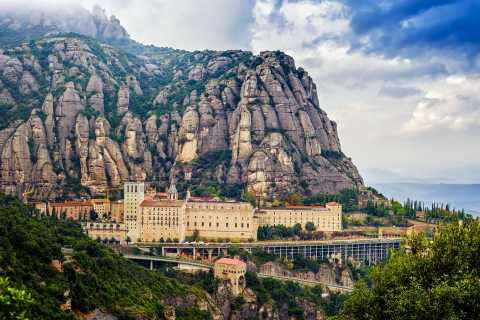 Montserrat Monastery and Sagrada Familia Combo Tour