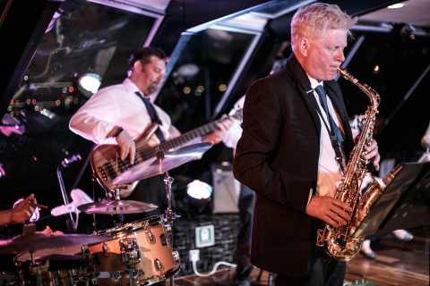 Londres: crucero de 3h con cena y jazz por el Támesis
