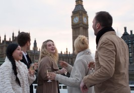 What to do in London - Sparkling 2-Hour River Thames Sunset Cruise in London