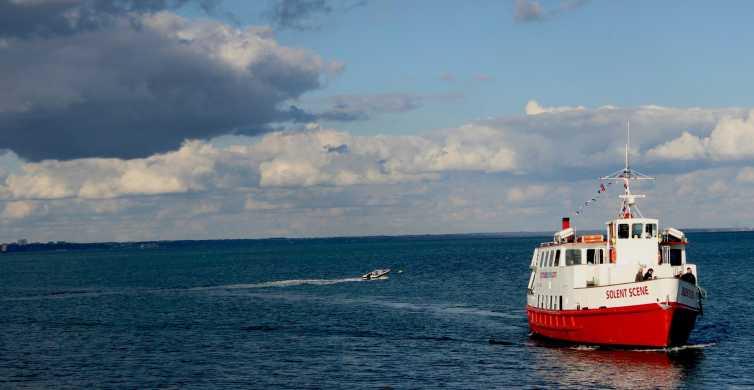 Poole Harbor and Islands Cruise