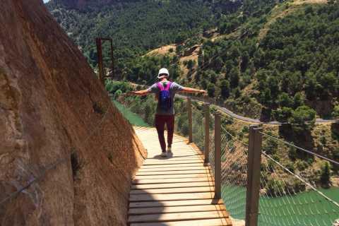 Málaga: tour por el Caminito del Rey