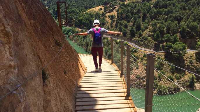 Malaga: Caminito del Rey Tour
