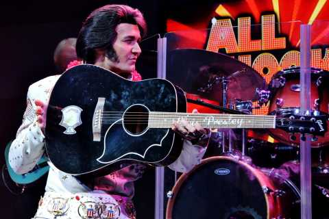 Las Vegas All Shook Up: A Tribute to the King Tickets
