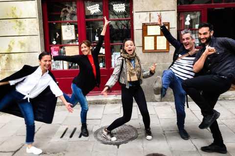 Barcelona: 3.5-Hour Sips, Sites & Bites Food & History Tour