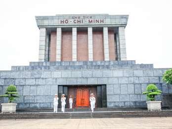 Halbtägige private Stadtrundfahrt in Hanoi: Mausoleum, Tempel und Pagode