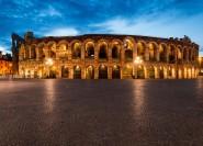 Verona: Stadtrundgang bei Mondlicht