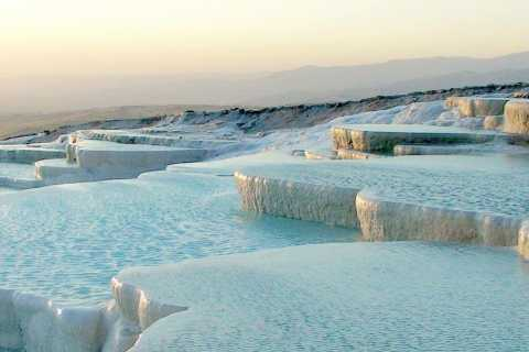 Pamukkale and Hierapolis: Full-Day Private or Group Tour