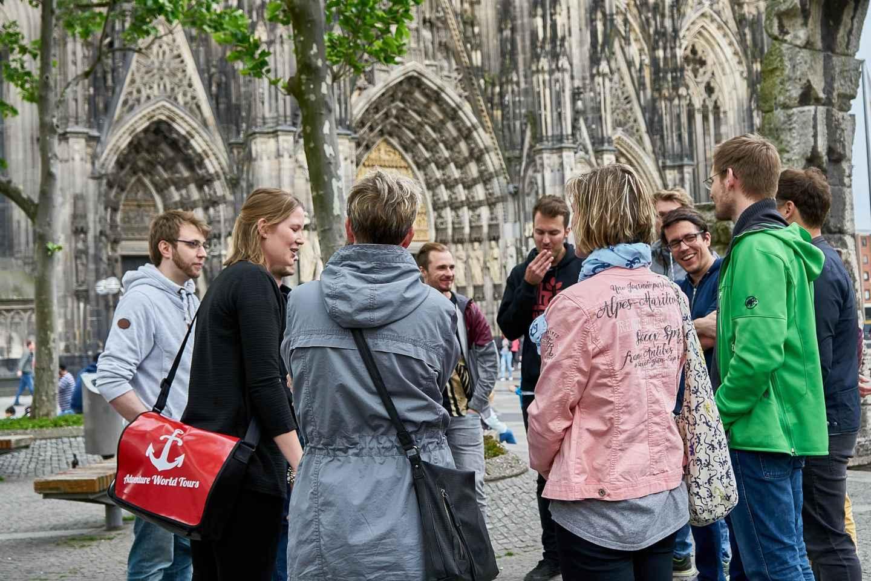 Kölner Dom und Altstadtführung mit 1 Kölsch