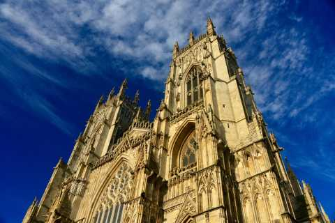 York: Private Guided Walking Tour