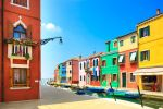 Murano, Burano and Torcello 4.5-Hour Trip by Motorboat