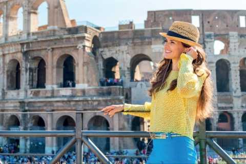 Rome: Digital Guided Tour App to Explore the City