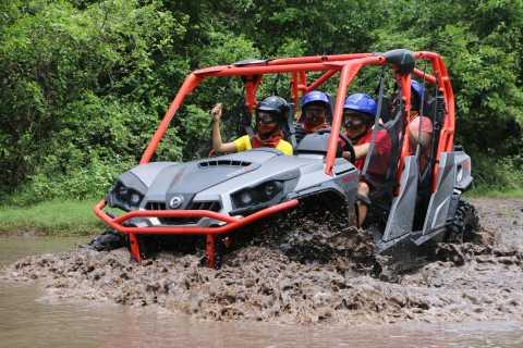 Cozumel Jungle 3.5-hour X-rail to Jade Caverns