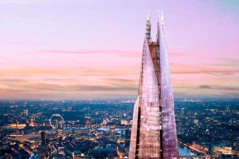 London: Top 30 Sights Walking Tour and The Shard Entry
