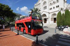 Mônaco: Circuito do Ônibus Hop-On Hop-Off de Monte Carlo
