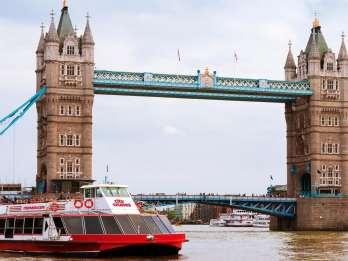London: Rundgang zu Top 30 Sehenswürdigkeiten & Bootsfahrt