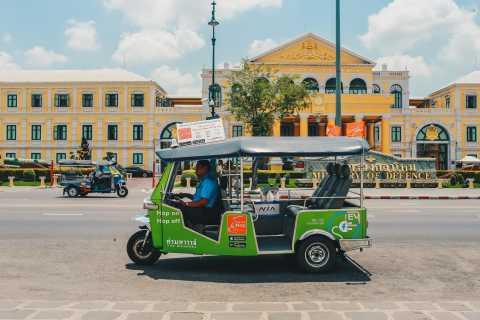 Hop-On Hop-Off: Tuk Tuk e Barco Turístico no Rio Chao Phraya