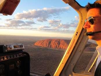 Uluru & Kata Tjuta: Unvergessliches Helikopter-Erlebnis