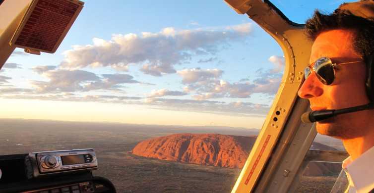 Uluru & Kata Tjuta 25-Minute Helicopter Experience
