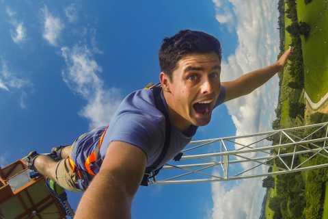 Rotorua Bungy Jump Experience at Velocity Valley