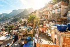 Rio de Janeiro: Excursão a Pé de Meio Dia na Rocinha
