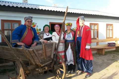 From Odessa: Cossack Village Weekend Experience