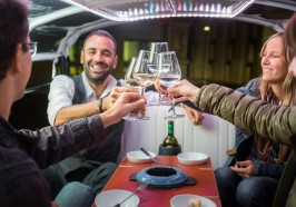 What to do in Zurich - Zurich: Swiss Cheese Fondue and Wine Tuk-Tuk Tour