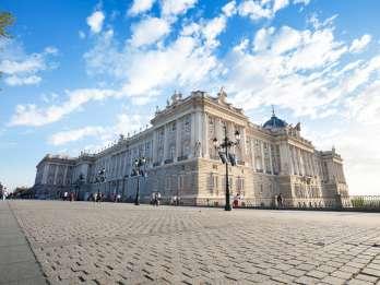 Madrid: Führung durch den Prado und Königspalast