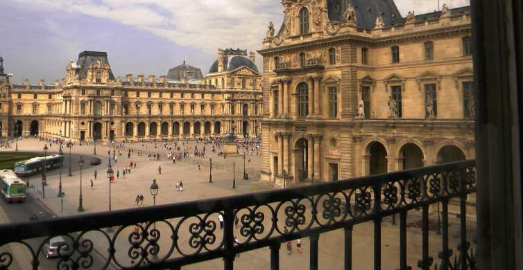 Murders and Mysteries of the Louvre Museum