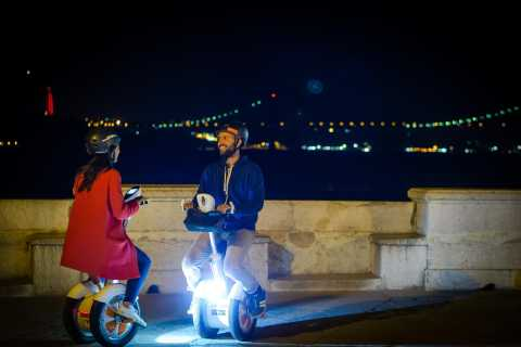 Lisbon: Belém Sitway Night Riders Tour