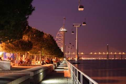 Lisbon: Night Riders Sitway Tour (Parque das Nações)