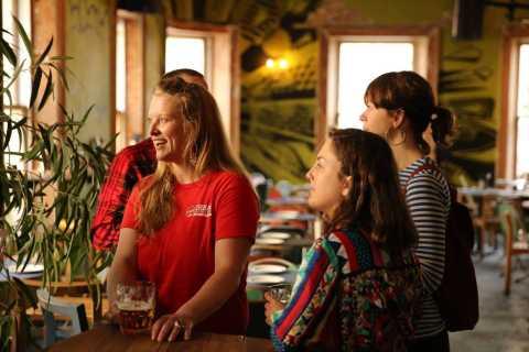 Melbourne: Booze maakt geschiedenis Betere middagdranktocht